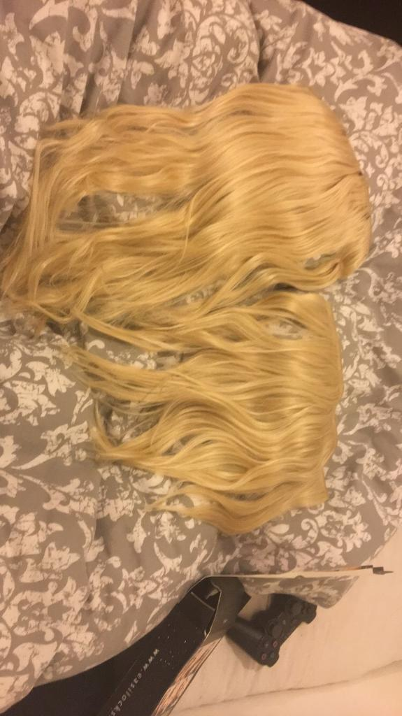 Easilocks Clip In Hair Extensions Charlottes Miracle Makeover In