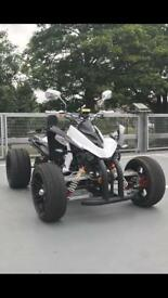 Road legal quad 250cc manual