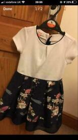 Ted baker dress age 2-3