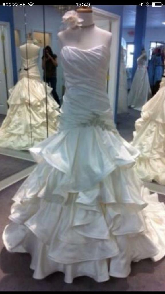 Wedding dress size 10-14 Lucianna by Maggie Sottero