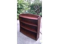 Vintage Remploy Bookcase