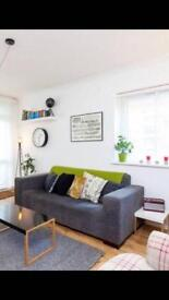 Grey sofa for sale - can arrange local delivery today