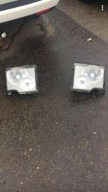Range Rover l322 headlights on xenon
