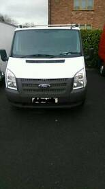 FORD TRANSIT 100t280 fwd 2012