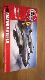 AirFix 1:48 Gloster Meteor F.8