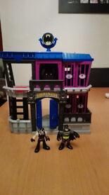 Imaginext Gotham City Jail Batman - COLLECTION ONLY, HERTFORD TOWN