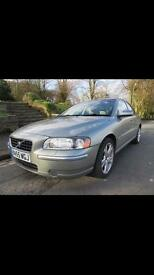2005 Volvo S60 2.4D SE 4dr LOW MILEAGE FSH CAMBELT CHANGED