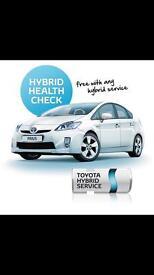 Uks FIRST TOYOTA PRIUS Hybrid Health Check