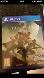 Destiny 2 ps4 as new