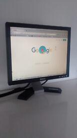 "Dell E156FPB 15"" inch LCD Monitor Screen- (I can also do deliveries !!)"