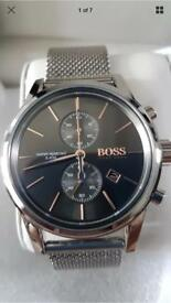Brand new hugo boss jet watch with box and tags 100% genuine model number 1513440 warranty included