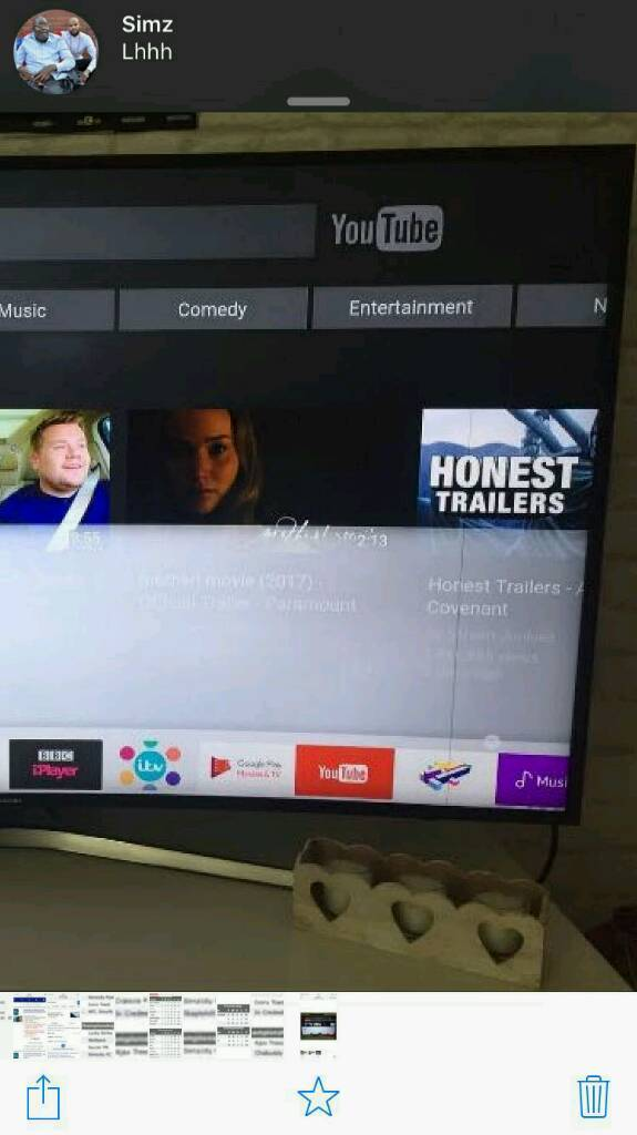 55inch samsung smart curved