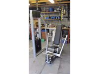 Chest Press ATLANTA excellent condition (Commercial or Home Gym Equipment)