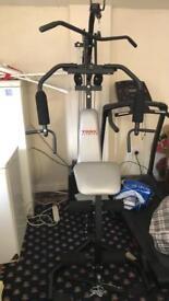 Gym machine indoor