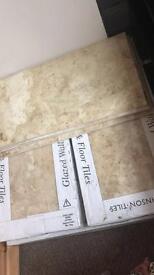 Johnsons marble effect ceramic glazed wall & floor tiles