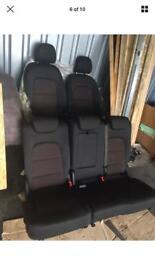 Audi Q5 seats must go