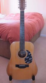Fender 12 String Guitar