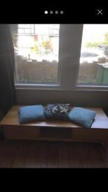 Tv unit or window seat