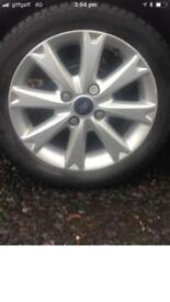Wanted am looking for Ford Fiesta zetec alloys wheels 2 of