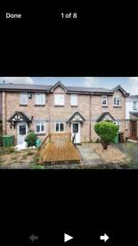 2 bed house bakers close Plympton