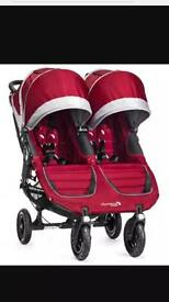 Citi Mini Double Gt Baby jogger
