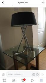 Pair of freestanding lamp
