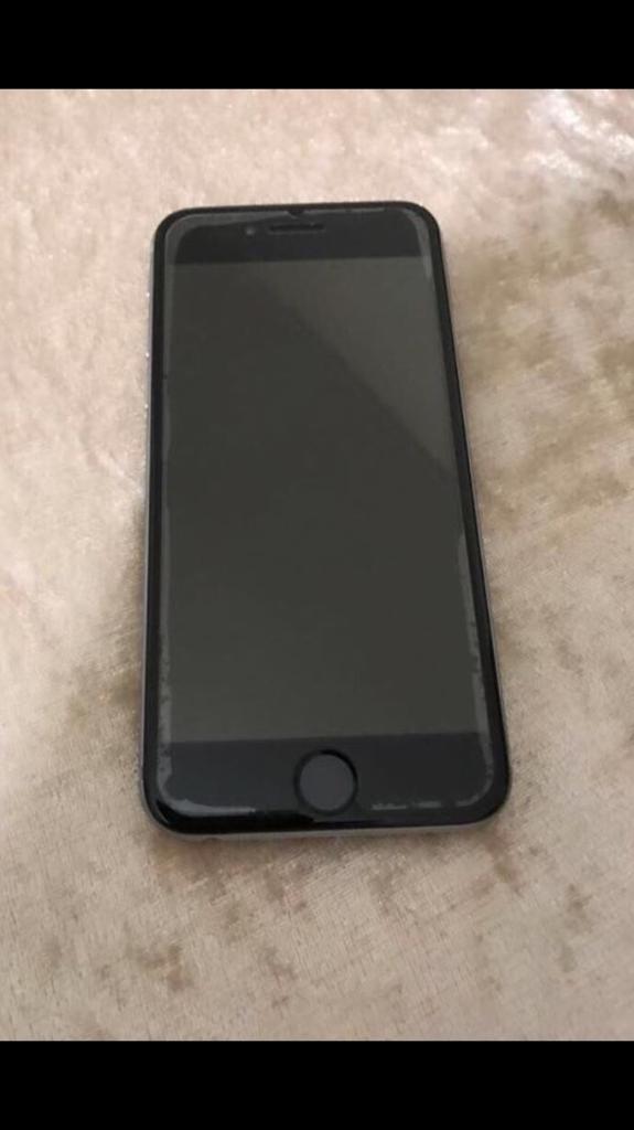 I phone 6 s. 64. Gig. Unlocked good condition