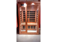2 Person Infra-red Helo IG-520 Sauna