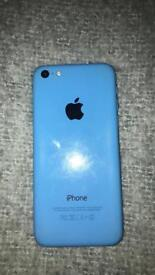I phone 5c (blue)