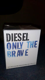 Diesel Only The Brave Perfume for sale