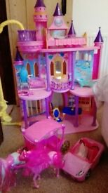 Disney's ultimate dream castle