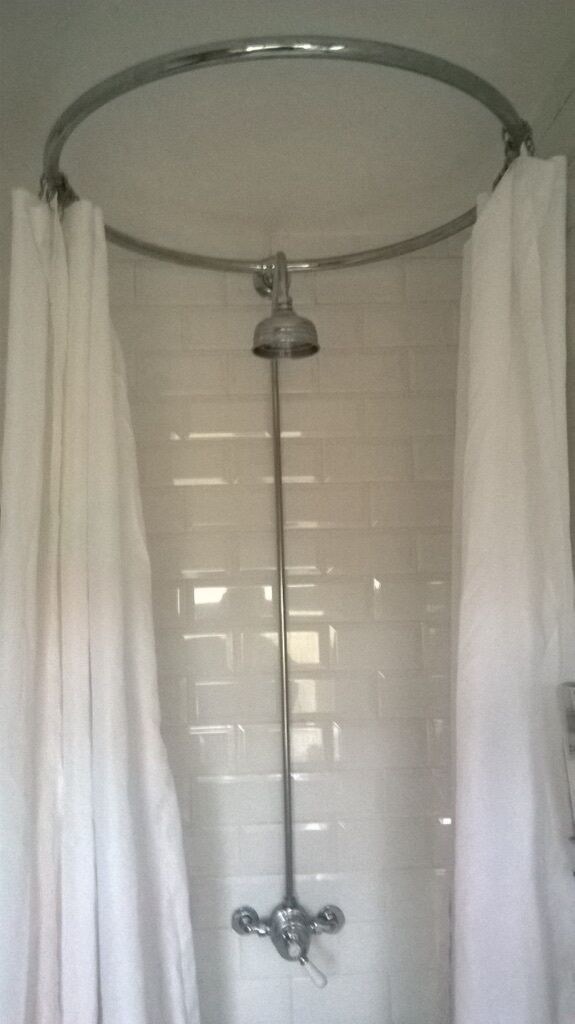 cast iron roll top bath mira realm shower circular interior design 19 roll top bath with shower interior