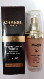 Dior, Chanel, Lancome skin makeup foundation fluid-High volumes-60-75ml