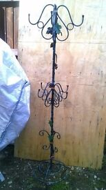 Coat stand(wrought iron)
