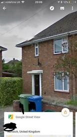 House Exchange Wanting 2+ bed Thorpe Marriott for our 2 Bed Tuckswood NR4 (NCC)