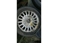 Alloy wheels - 15inch - 4x100 PCD -