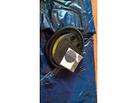 Campingaz Inflatable Double Bed + Pump + repair Kit