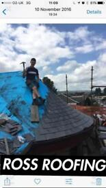 Ross the Roofer / Roughcaster 07566207845