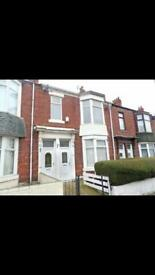 3 Bed Maisonette in South Shields (£575pcm) 1 months deposit