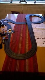scalextric micro american racers