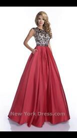 Envious prom dress