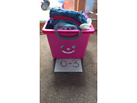 BABY CLOTHS BUNDLE 0-3 months