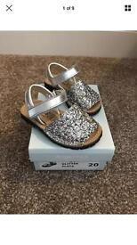 Toddler girl designer shoe bundle