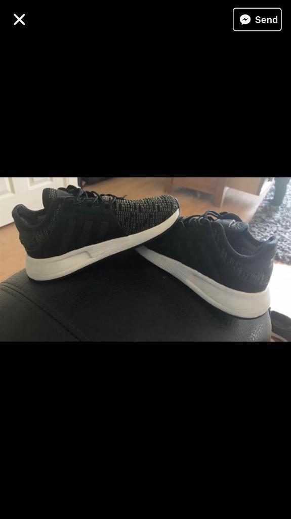 Kids Adidas x_plr size 8
