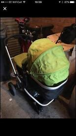 Xpedior travel system
