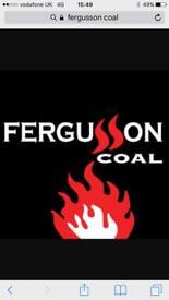 Premium House Coal £220 per tonne pallet ONE PALLET LEFT