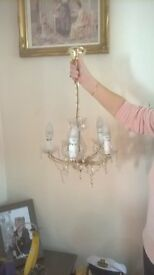 chandalier light fitting
