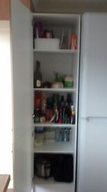 kitchen larder carcas collection only