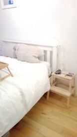 Step stool bed side table