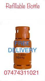 Refrigeration gas R404A & R134A